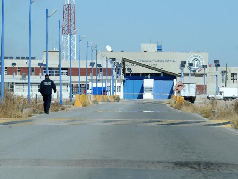 Encuentran colgado a interno en Cefereso de Gómez Palacio