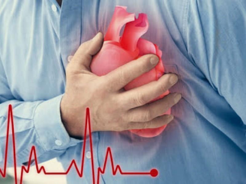 Enfermedad del corazón, primer causa de muerte a nivel mundial