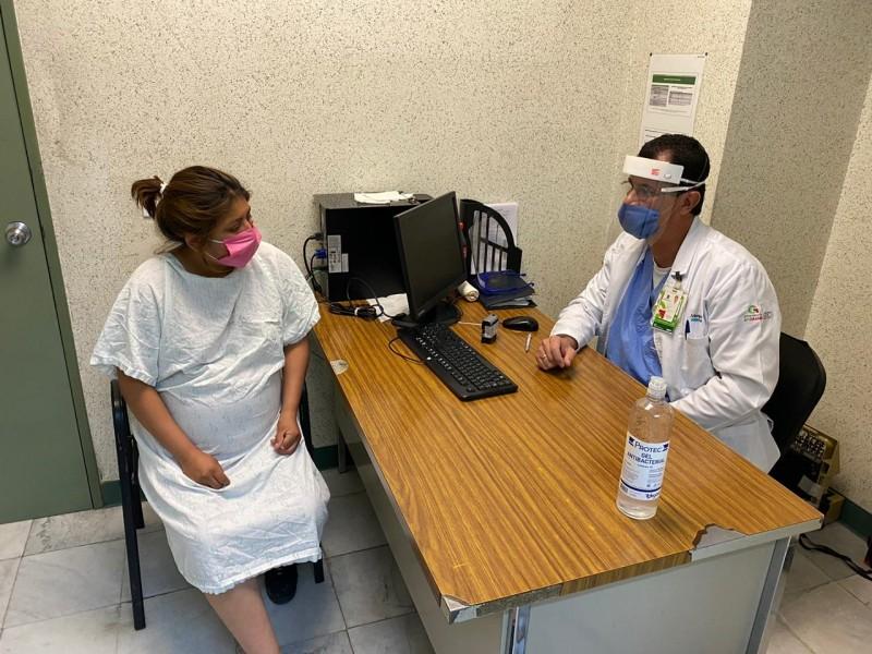 Enfermos crónicos y embarazadas deben redoblar cuidados