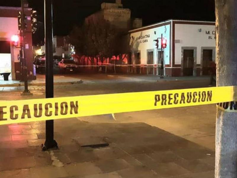 Enfrentamiento armado en Jerez deja un muerto