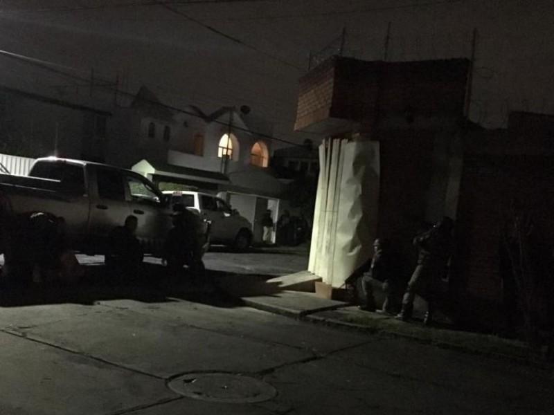 Enfrentamiento deja cinco muertos en Morelia.