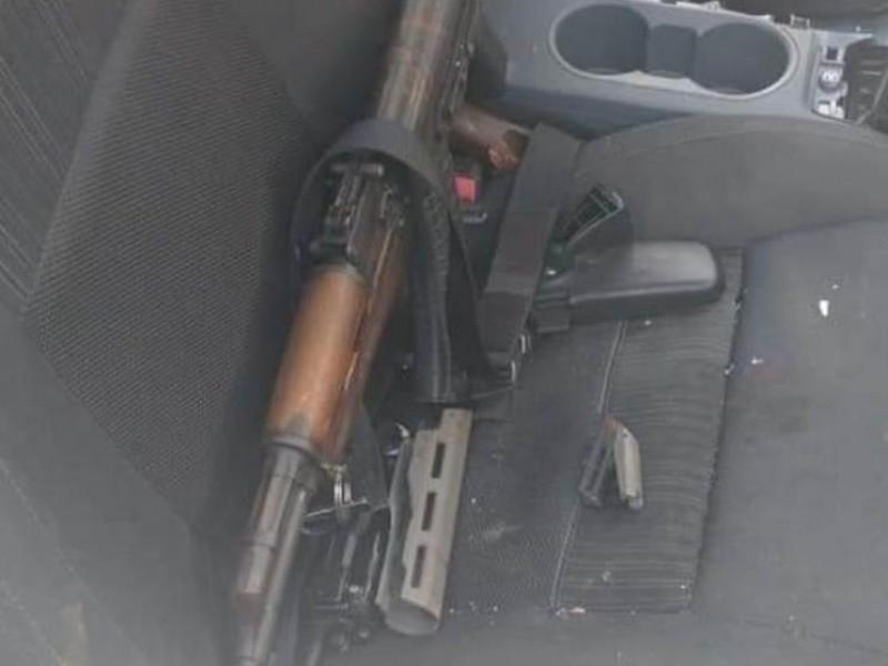Enfrentamiento en Amatenango deja dos muertos