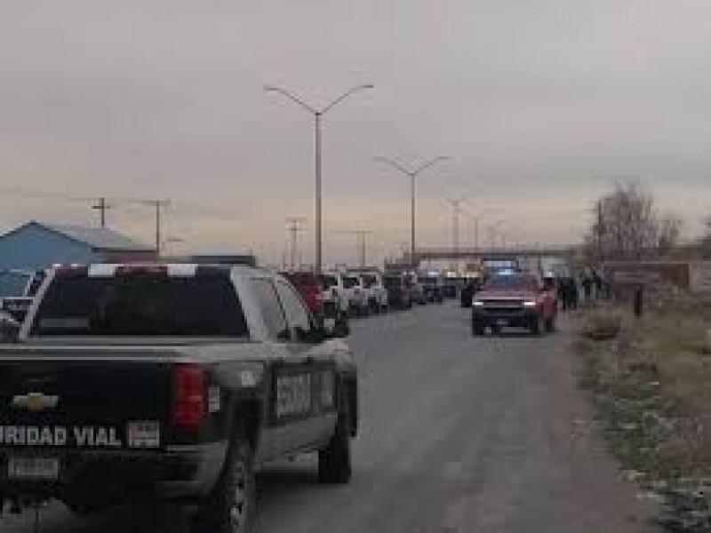 Enfrentamiento en Juárez deja 6 presuntos sicarios muertos