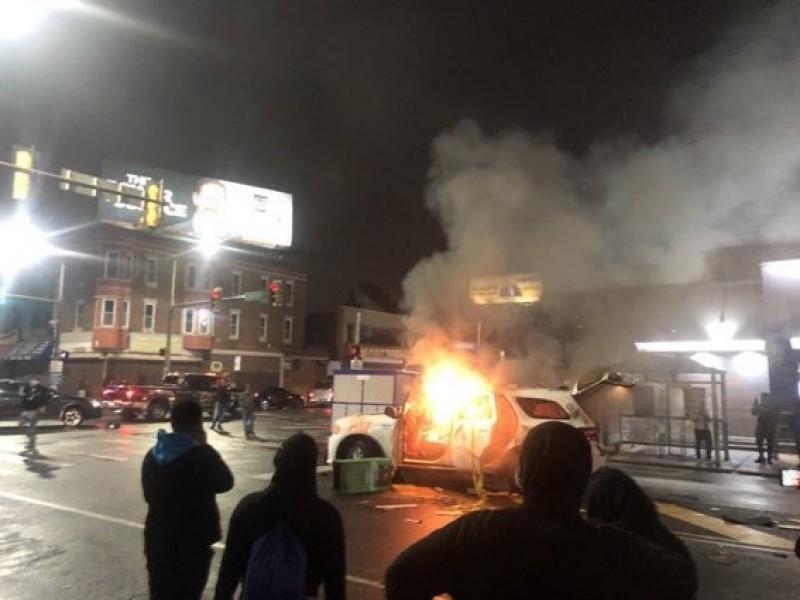 Enfrentamientos en Filadelfia tras asesinato de afroamericano