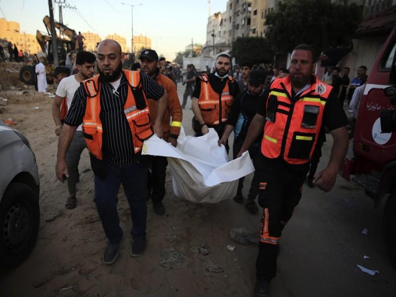 Enfrentamientos entre Israel y Gaza dejan más de 100 muertos