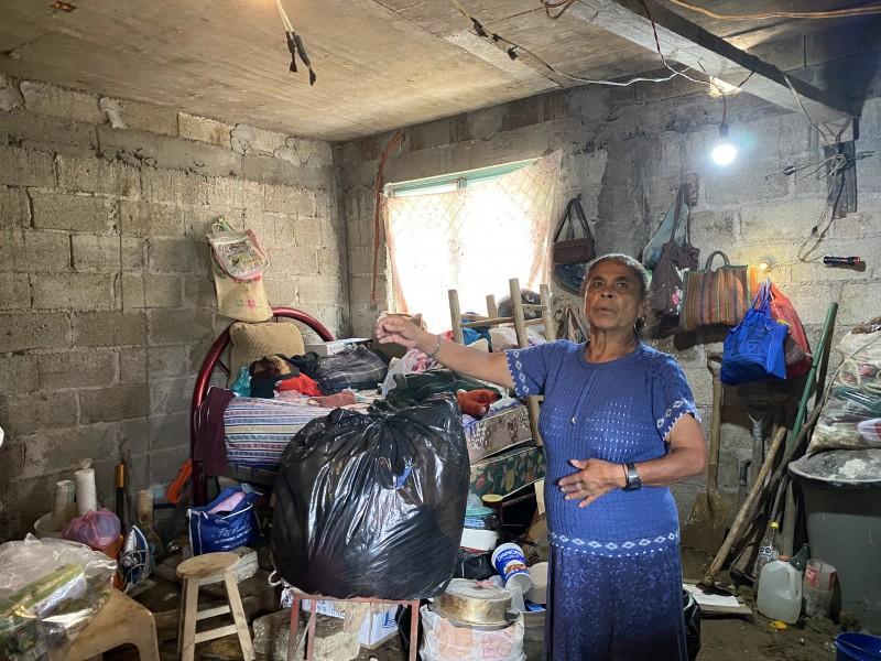Enriqueta vive en pobreza, como 4 millones de veracruzanos