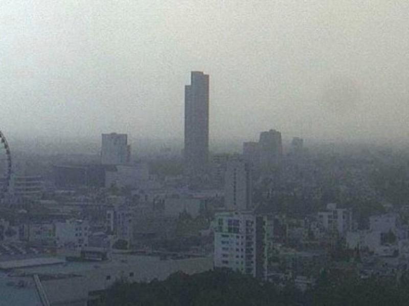 Entra Puebla en pre-contingencia ambiental por contaminación