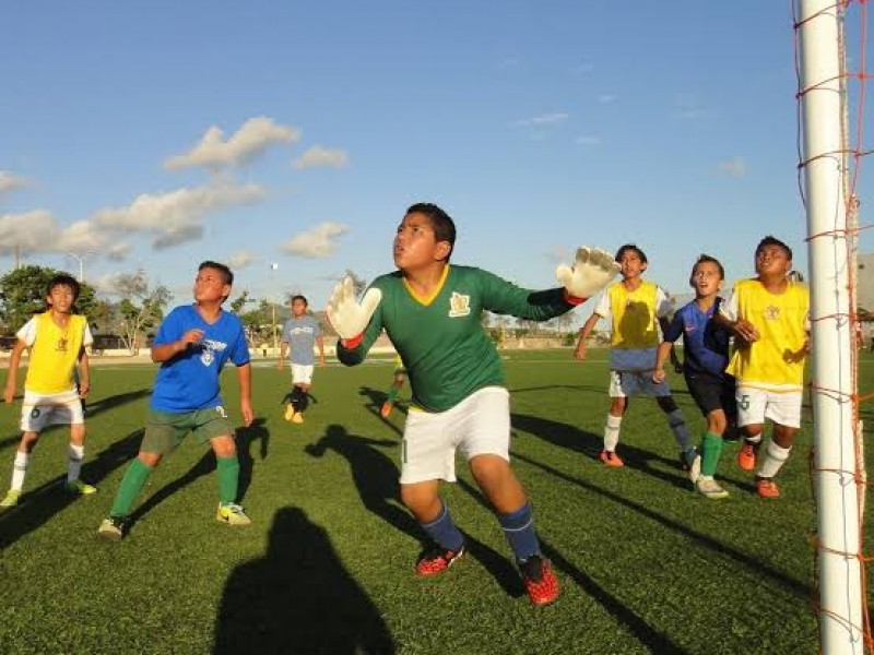 """""""Entre Barrios"""" el torneo que busca impulsar a los jóvenes"""