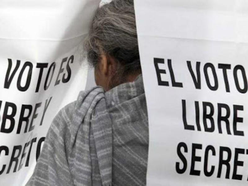 Entre empujones, Morena propone posponer elecciones en Coahuila por Covid-19