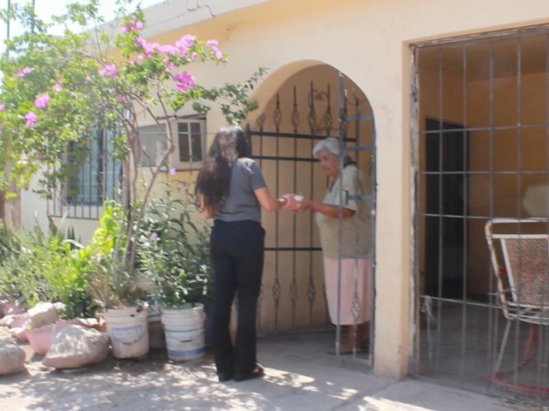 Entre la soledad y dificultades viven abuelitos de Esperanza