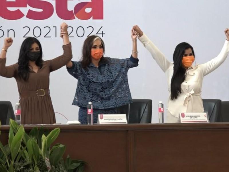 Entre polémica electoral, toma protesta la nueva alcaldesa de Tlaquepaque