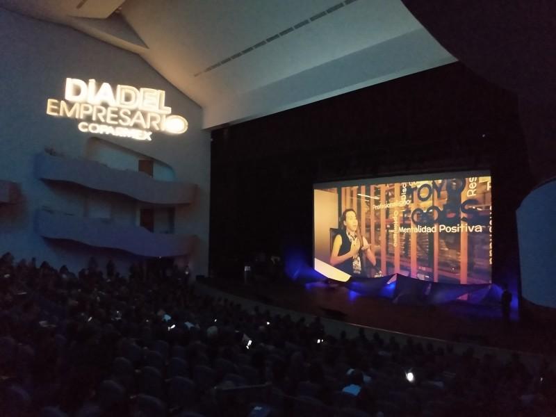 Entrega COPARMEX Jalisco Premio Emprendedor 2019