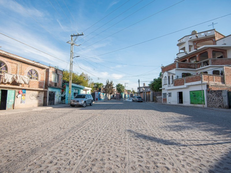 Entrega de obras en el Municipio de El Marqués