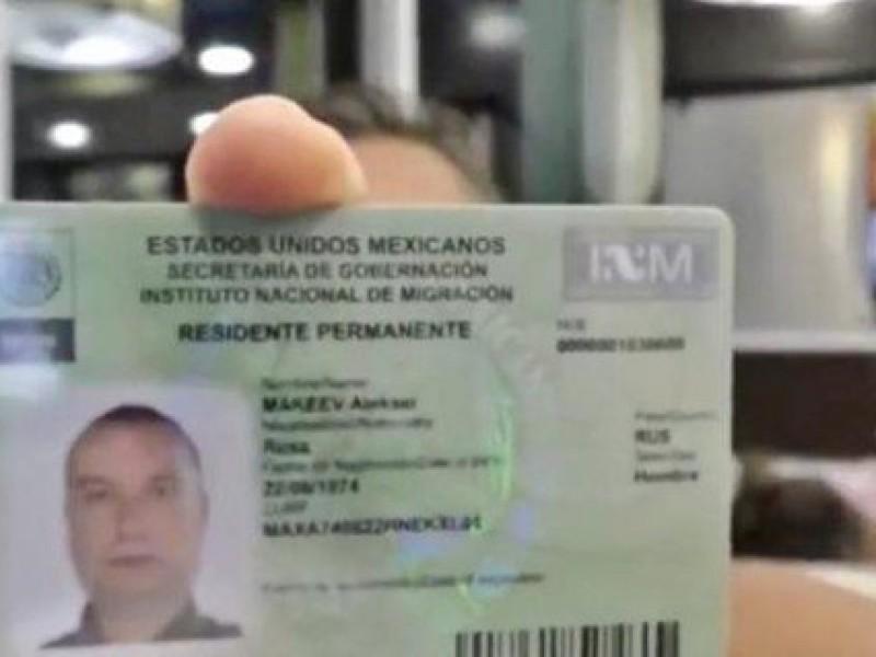 Entrega INMI visas humanitarias a migrantes centroamericanos