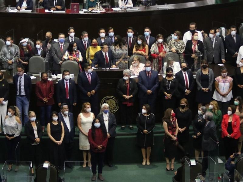 Entrega Secretaría de Hacienda a congreso presupuesto 2021