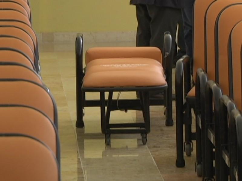 Entregan 80 sillas cama a Hospital General deZacatecas