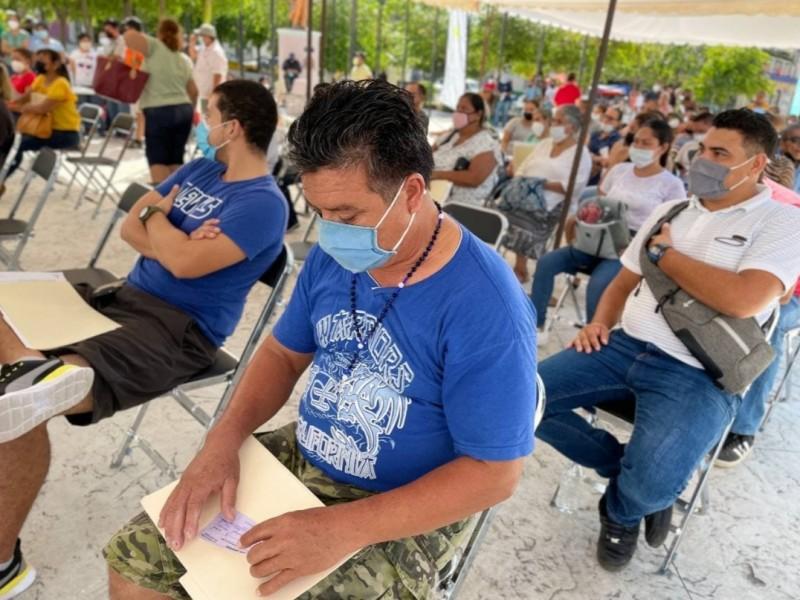 Entregan apoyos a 211 comercios afectados por huracán Nora