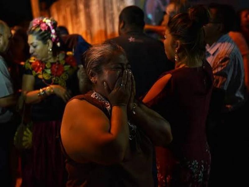 Entregan cuerpos de la masacre en Minatitlán