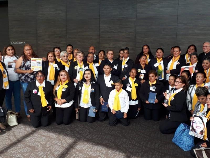 Entregan reconocimiento al colectivo Solecito de Veracruz