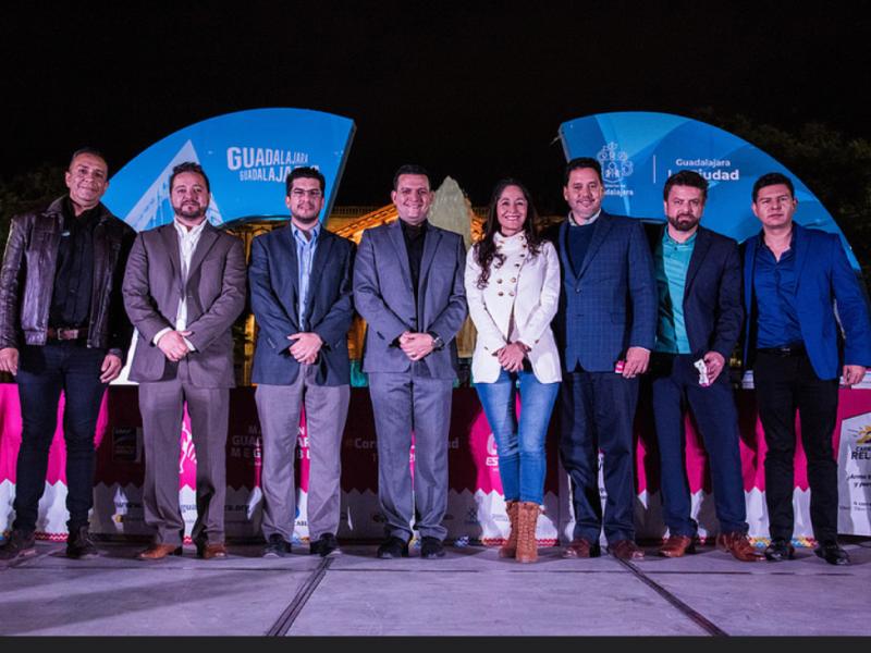 Entregan reconocimientos a colaboradores de Maratón Guadalajara Megacable