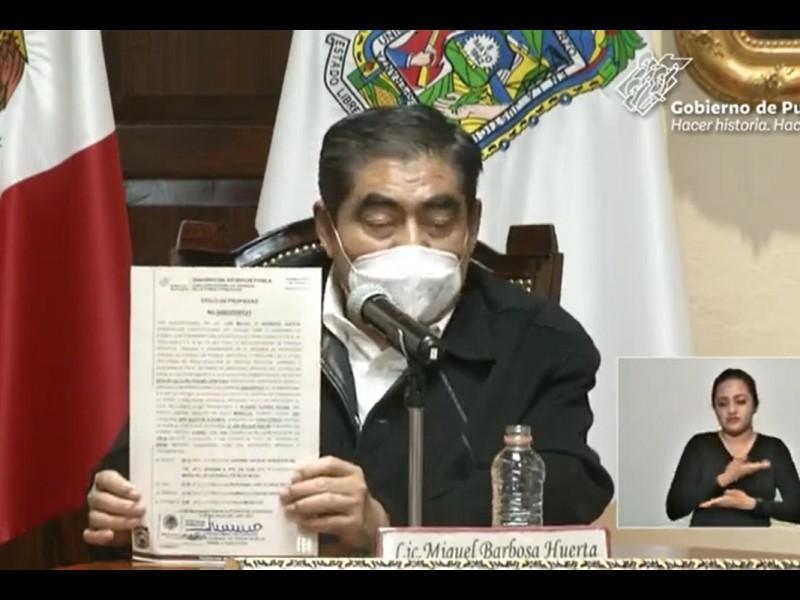 Entregaran 325 título de propiedad en Puebla