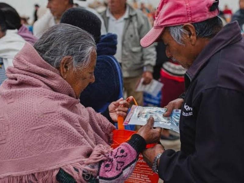 Entregarán apoyos federales a sectores vulnerables de Tangamandapio