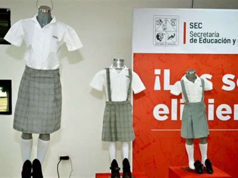 Entregarán uniformes en Guaymas