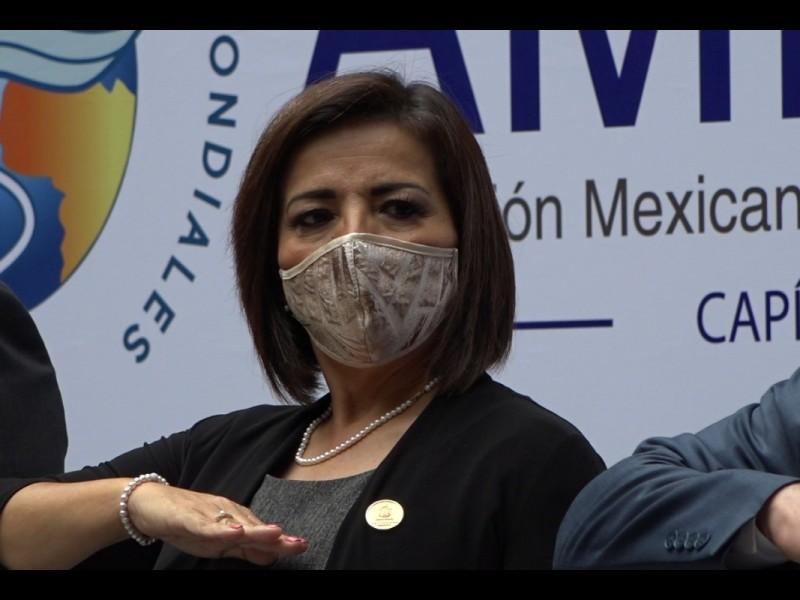 📹Entregaré un buen gobierno a César Prieto: Beatriz Hernández