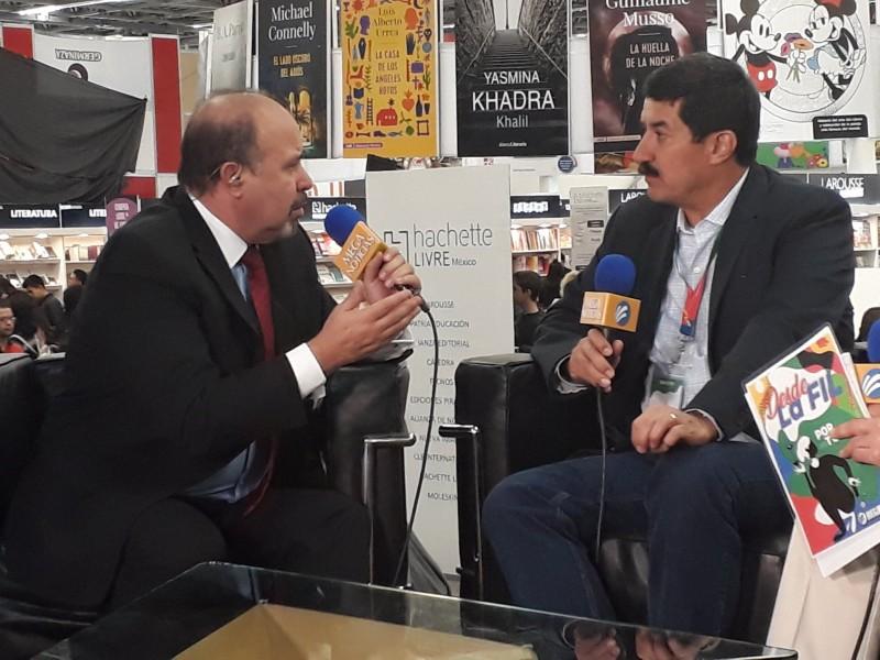 Entrevista con Javier Corral Gobernador de Chihuahua