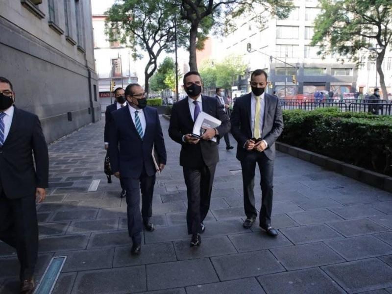 Envía Silvano a AMLO nueva petición para exponer presunta narcoelección