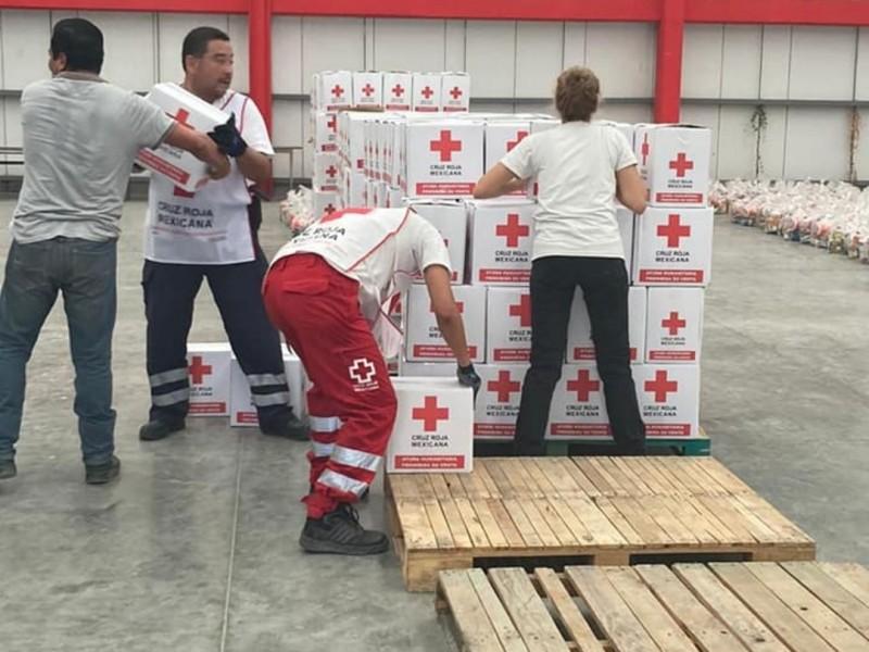 Enviará Cruz Roja ayuda humanitaria a damnificados por Eta