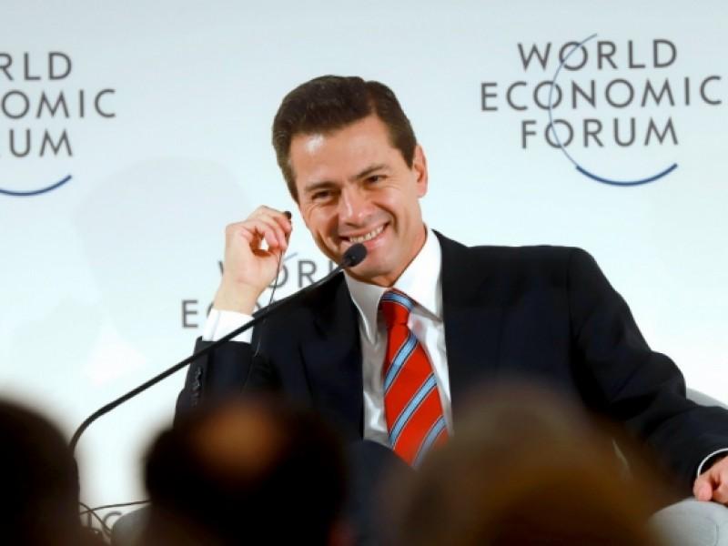 EPN defiende Reforma Educativa