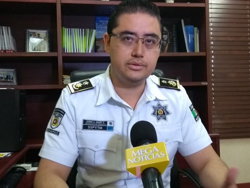 Equiparán a la policía de Tuxtla Gutiérrez