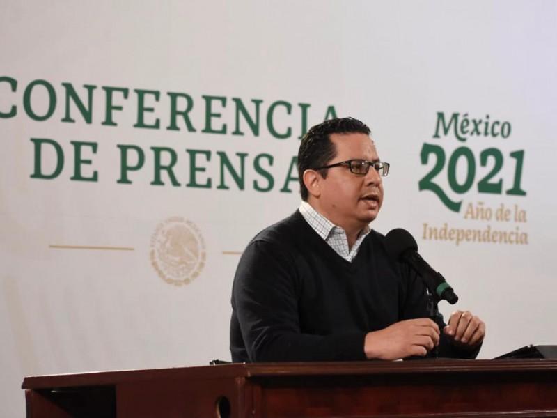 Equipo médico multidisciplinario atiende a AMLO: José Luis Alomía