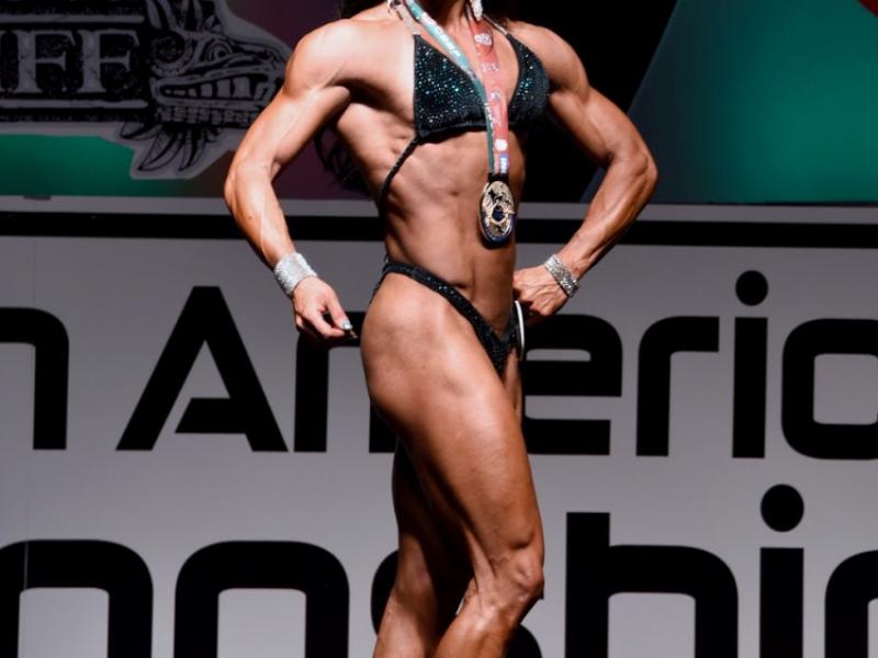 Ericka Galicia califica para mundiales