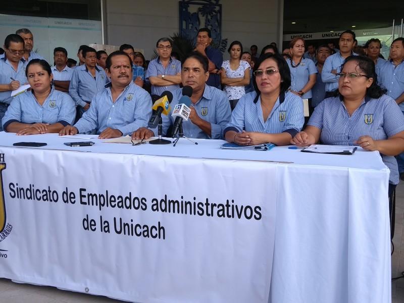 Eroga Unicach millones en sueldo de aviadores