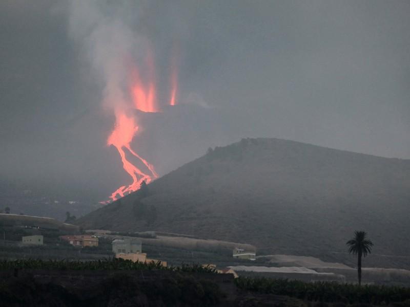 Erupciones en La Palma están lejos de terminar