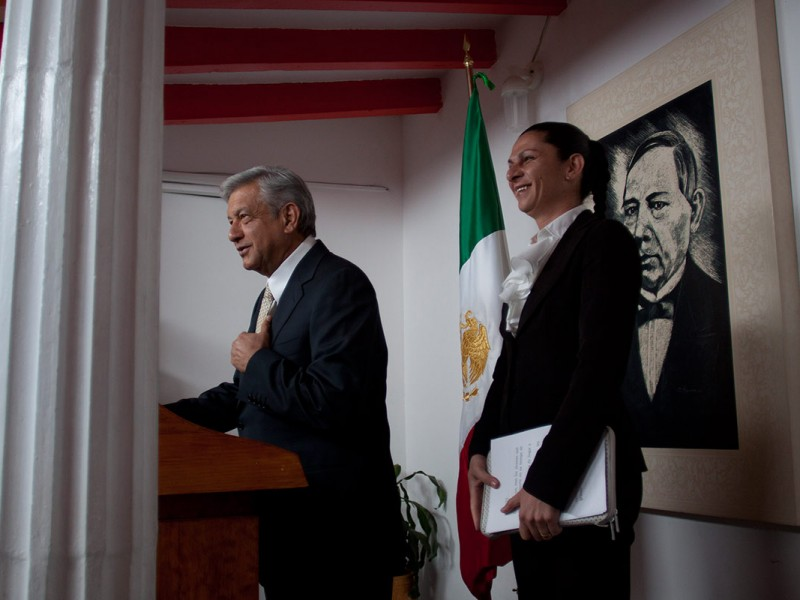 Es Ana Guevara directora de CONADE