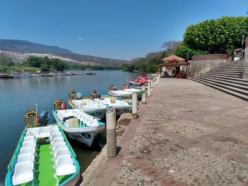 Es baja la afluencia turística en Chiapa de Corzo