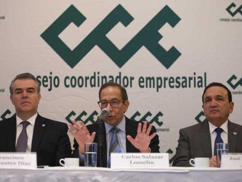 Es crucial activar un plan económico ante contingencia: CCE