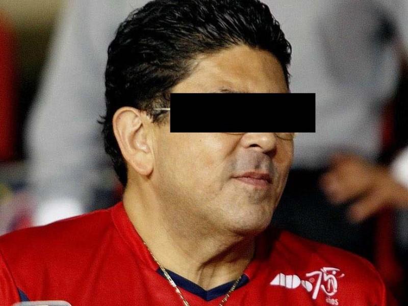 Es detenido Fidel Kuri, expropietario de Tiburones Rojos
