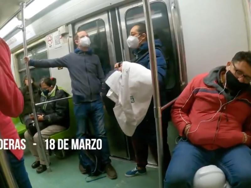 """""""Es el México real, güey"""", joven crítica a Ricardo Anaya"""