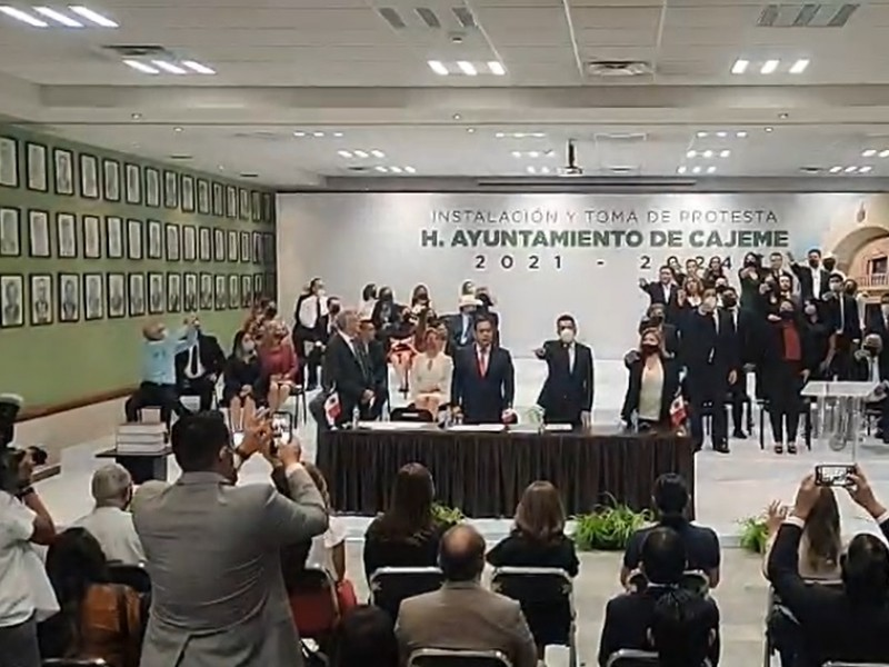 Es Lamarque Cano alcalde de Cajeme