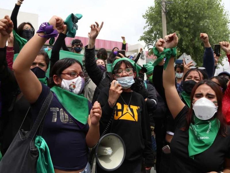 ¡Es ley! Aprueban despenalización del aborto en Hidalgo