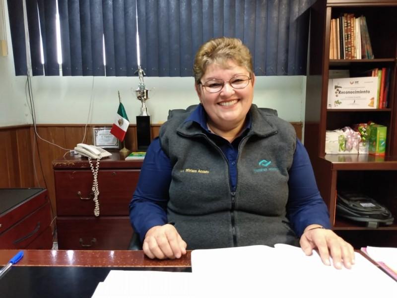 Es Miriam Acosta nueva directora de Conalep Guaymas