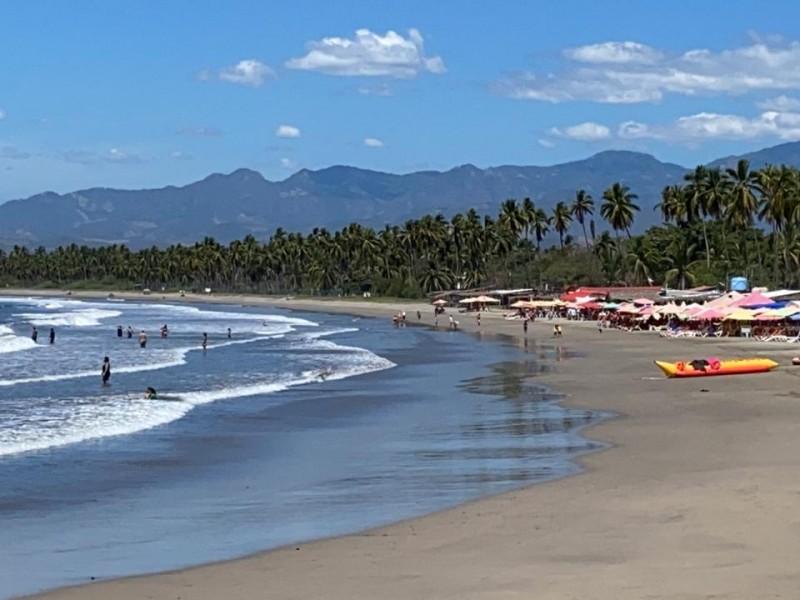 Es oficial, suspenden actividades recreativas en playas de Guerrero