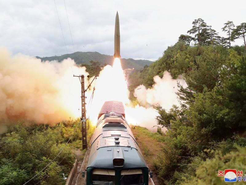 Escalada militar en Corea del Norte y Corea del Sur