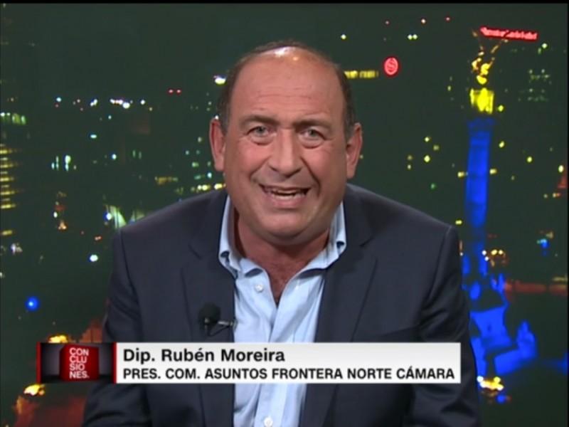 Escándalo involucra a Rubén Moreira con Odebrecht