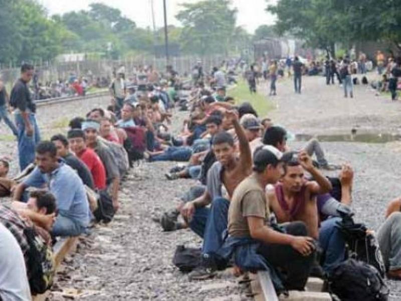 Escapan migrantes de estación migratoria