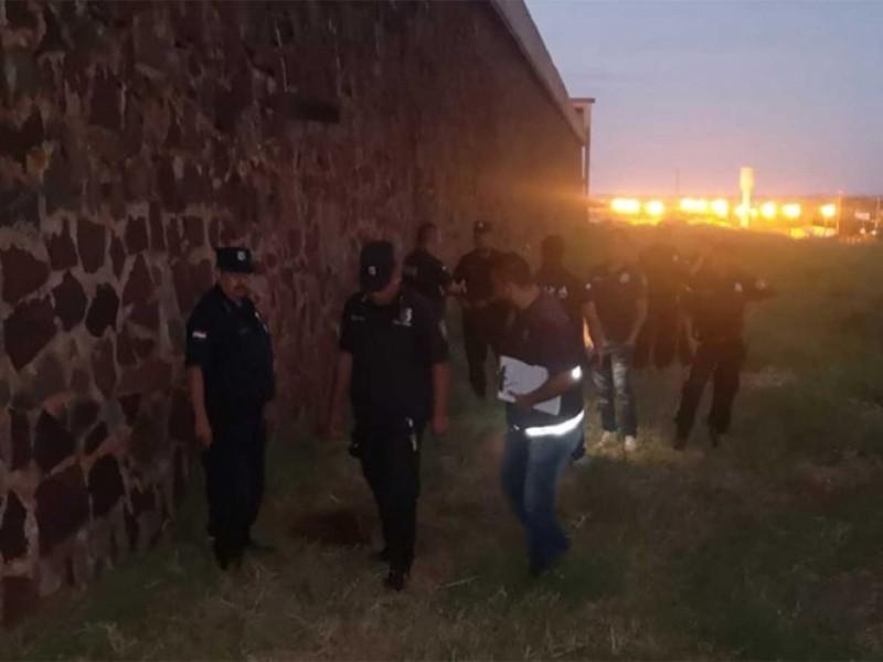 Escapan reos de prisión en Paraguay